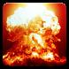 Bomb TNT sound widget by Good Vibes Apps