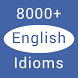 8000+ English Idioms by MobilePop