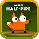 Madpet Half-pipe Skateboarding by LittleBigPlay - Only Free Games
