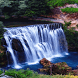 Nature Waterfall View LWP by Daksh Apps