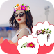 Flower Crown Photo Editor by Neev Infotech