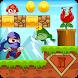 Jungle Adventure of ninja by best application