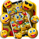 Emoji Happy Smiley Face Theme by Mobile Premium Themes