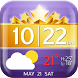 Best Weather and Clock Widget by Cicmilic Soft