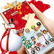 2018 Red New Year Theme,special New Year's gift by Christina_Liang