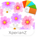 Cosmos theme for XperianZ™ by Rooty Pict