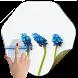 Fingerprint Grap Hyacinth Fake by Lock Screen Apps 2016