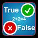 Math True False by Mete