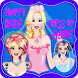 Happy Bride Dress Up Game by Witty Kids Games