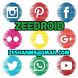 All Social Networks by zeedroid