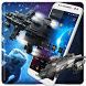 Cosmic Shine Asteroid Galaxy Theme by Android Themes by PIXI