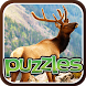 Free Forest Animal Puzzles by Mokool Inc