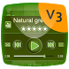 Natural green PlayerPro Theme by Best Power Themes