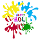 Happy Holi Wishes 2017 by pavanputra infotech
