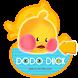 Dodo Duck Theme&Emoji Keyboard by Fun Emoji Theme Creator