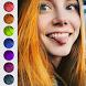 Hair Color Changer PhotoEditor by Fantastic Tools & Emoji keyboard Studio