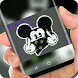 Angry Mickey Keyboard by Sexy Theme for Smart Phone