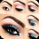 Eyeshadow step by step by junjundroid