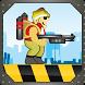 Metal Shooter JetP Soldiers by Vicdev media