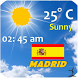 Madrid Weather by Smart Apps Android