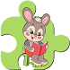 KS Kids Animal Jigsaw Puzzle by Kappa Kids Studio