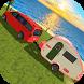 Chained Car : Camper Van Truck Driving Simulator by Vesper Games