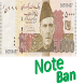 5000 note pakistan by swaradroid