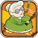 Running Granny Against Zombie by Akimis