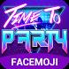 Party Emoji Keyboard Sticker by freeemojikeyboard