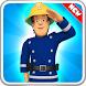 Super Firefighter : Firetruck Hero Sam Game Free by super adventure games developer