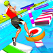 Stuntman Water Run Wipe-Out Park by GAMELORDs Action Simulation Games Ever