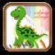 Dragon Dinosaur Coloring Touah by KAJJAJ AHMED