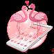 Charming Flamingo Theme by creative 3D Themes
