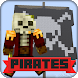 Pirates and ships mod by CRAFTLAB