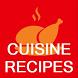 Cuisine Recipes - Offline Easy Cuisine Recipe by Quotes
