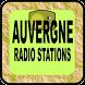Auvergne Radio Stations by Tom Wilson Dev