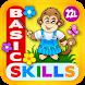 Preschool Learning Games Kids by 22LEARN, LLC