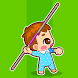 Baby javelin throw by TheFlash&FirstFox