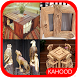 DIY Wood Craft Ideas by kahood
