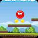 Red Ball 5 - Bounce Ball jump by baniz