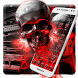Deathly Darkside Skull Theme by Android Themes by PIXI