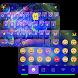Scorpio Emoji Keyboard Theme by Colorful Keyboard Theme Designer