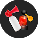 Air Horn and Siren Sounds ! by Issara Apps