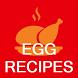 Egg Recipes - Offline Recipe of Egg by Quotes