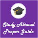 Study Abroad Proper Guide by Dot Production