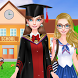 High School Girl Salon - School Life Story by Princess Games Studio