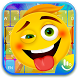 Hello Cute Emoji Keyboard Theme by Sexy Free Emoji Keyboard Theme