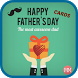 Happy Father's Day Cards by Mars n Moon