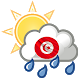 Tunisia Weather by Wikima