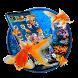 3D Gold fish aquarium theme